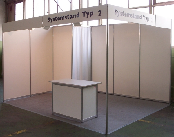Systemstand Typ 2