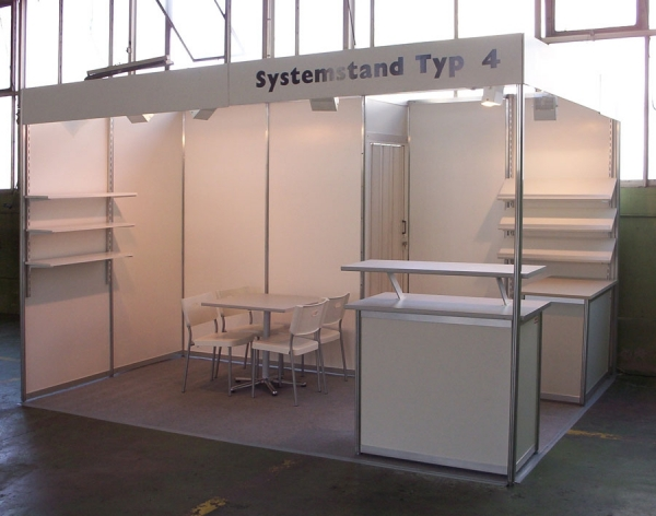 Systemstand Typ 4