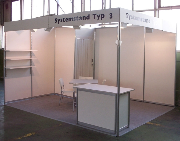 Systemstand Typ 3